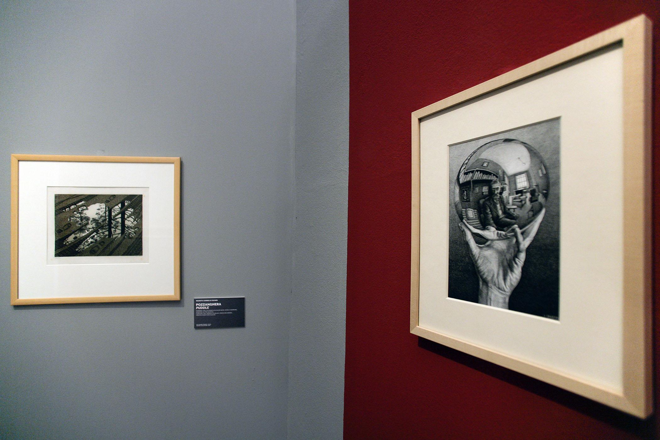 No press escher a catania prorogata la chiusura for Escher mostra catania