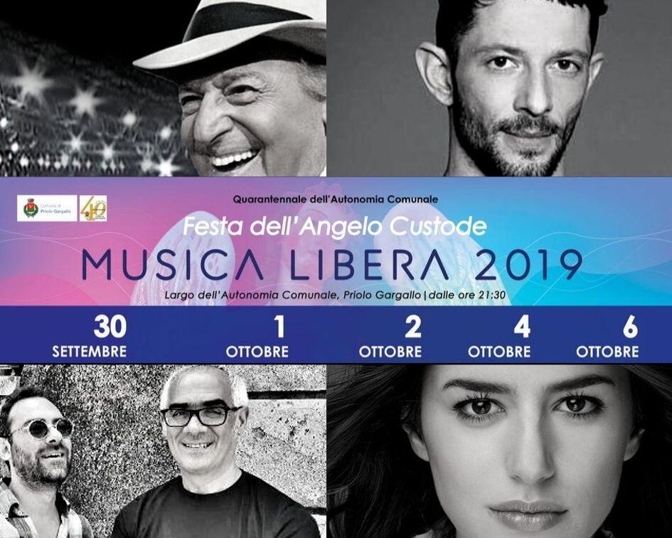Musica Libera 2019